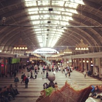 Photo taken at Stockholms Centralstation by Klas-Herman L. on 5/15/2013