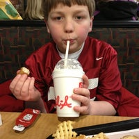 Photo taken at Chick-fil-A by Laura P. on 1/27/2013