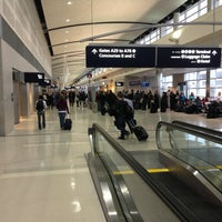 Photo taken at Gate A29 by Syd F. on 3/2/2013