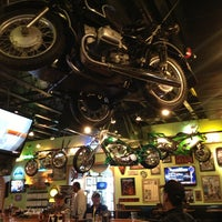 Photo taken at Quaker Steak & Lube® by Ashley E on 3/9/2013