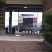 Photo taken at Medlar Field at Lubrano Park by Howie B. on 9/22/2012