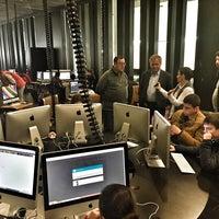 Photo taken at TUMO Center for Creative Technologies | Թումո ստեղծարար տեխնոլոգիաների կենտրոն by Mikhail V. on 11/16/2015