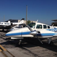 Photo taken at North Palm Beach County General Aviation Airport (F45) by Renan R. on 2/26/2014