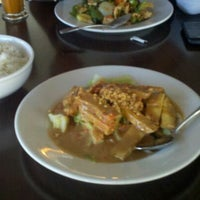 Photo taken at Thai Basil by Ray F. on 1/26/2012