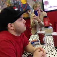Photo taken at Firehouse Subs by Mat E. on 2/21/2012