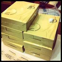 Photo taken at TAKAdeli Cake Boutique by kaleb n. on 10/31/2011