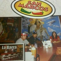 Photo taken at San Marcos Restaurant by IZZY on 10/22/2011