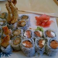 Photo taken at Yoyogi Sushi by J. Renzy W. on 8/17/2011