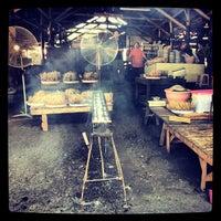 Photo taken at Sate Maranggi Cibungur by Jessica S. on 2/25/2012