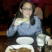 Photo taken at P.F. Chang's by Will H. on 10/20/2011
