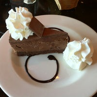 Photo taken at The Cheesecake Factory by Olivia G. on 1/4/2012