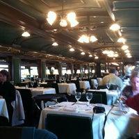Photo taken at Le Train Bleu by Amy B. on 12/10/2011