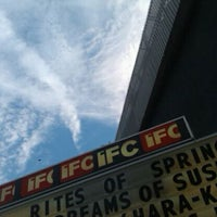 Photo taken at IFC Center by Cis C. on 7/28/2012
