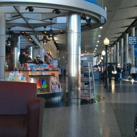 Photo taken at Bradley International Airport (BDL) by Randy S. on 11/6/2011