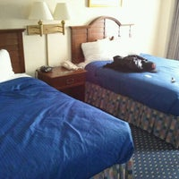 Photo taken at Washington Suites Georgetown by Damon W. on 11/4/2011