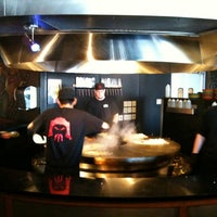 Photo taken at HuHot Mongolian Grill by Thomas C. on 12/22/2010