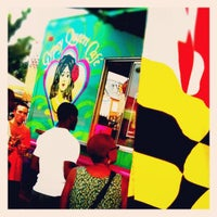 Photo taken at Gypsy Queen Cafe Food Truck by Eric K. on 7/14/2012