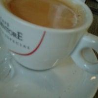 Photo taken at Laranja Café by Felipe M. on 1/30/2012