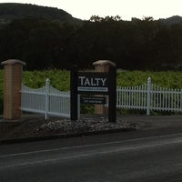 Photo taken at Talty Winery by Katie T. on 12/10/2011