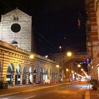 Photo taken at Via XX Settembre by Marcello on 5/2/2012