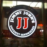 Photo taken at Jimmy John's by Don M. on 12/19/2011