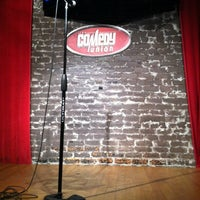 Photo taken at Comedy Union by Tamea on 8/4/2011