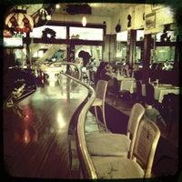 Photo taken at New Eritrea Restaurant & Bar by Matt H. on 6/1/2012