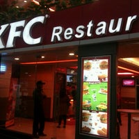 Photo taken at KFC by Miline D. on 10/5/2011