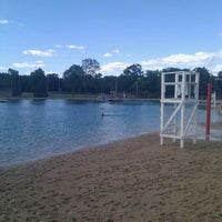 Photo taken at Kewanis Swim Pond by VazDrae L. on 8/10/2011