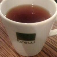 Photo taken at Brew Tea Shop by Gravecat M. on 2/15/2011
