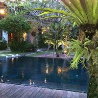 Photo taken at Villa Arwana by Nina P. on 4/20/2012