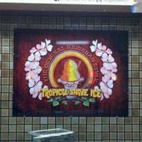 Photo taken at Tropical Shave Ice by Michelle R. on 10/23/2011