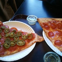 Photo taken at Anthony's Pizza & Pasta - Union by Kendra M. on 12/2/2011