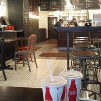 Photo taken at Big Smoke Burger by Ron M. on 3/17/2012