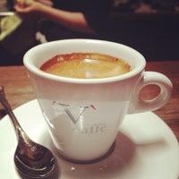 Photo taken at Café Venetia by Joseph E. on 8/19/2012