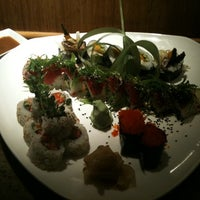 Photo taken at Norio's Japanese Steakhouse & Sushi Bar by Catherine A. on 12/4/2011