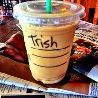 Photo taken at Starbucks by Trish P. on 6/13/2012