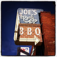 Photo taken at Joe's Real BBQ by Chad S. on 1/29/2012