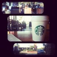 Photo taken at Starbucks by Jason C. on 10/24/2011