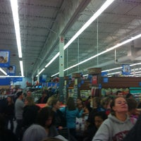 Photo taken at Walmart Supercenter by Matt L. on 11/25/2011