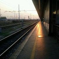Photo taken at Verona Porta Nuova Railway Station by Damian G. on 10/13/2011