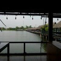 Photo taken at Bung Sam Ran Fishing Park by Surasak M. on 5/9/2012