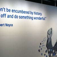 Photo taken at Intel Museum by Carmine Gallo on 12/19/2011