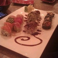 Photo taken at Osaka Japanese Steak And Sushi by Traci M. on 10/4/2011