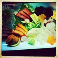 Photo taken at Marumi Sushi by Karl D. on 8/26/2012