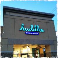 Photo taken at Huddle's Frozen Yogurt by John G. on 5/3/2012
