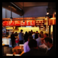 Photo taken at Chipotle Mexican Grill by Brad H. on 3/12/2012