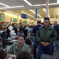 Photo taken at Walmart Supercenter by Chris A. on 12/10/2011