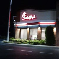 Photo taken at Chick-fil-A Broadcasting Square by Asia B. on 10/8/2011
