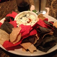 Photo taken at BJ's Restaurant and Brewhouse by Kavita B. on 4/30/2012
